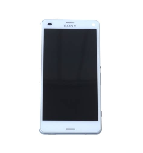 Lcd Touchscreen Sony D5803 Xperia 23 Compact lcd touch screen front panel white original for sony