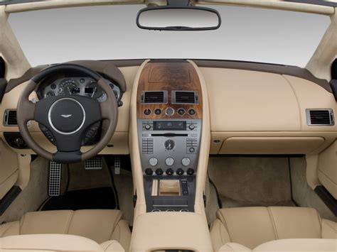 aston martin dashboard image 2009 aston martin db9 2 door volante auto dashboard