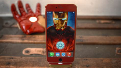 Iron Man Themes For Iphone 6 | transform iphone 6 into an iron man edition using this 25
