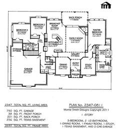 3 bedroom home design plans