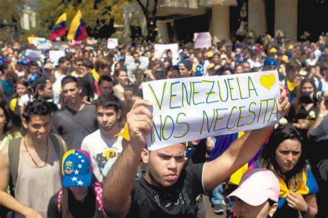 imagenes situacion de venezuela la situaci 243 n de venezuela ya no se puede esconder
