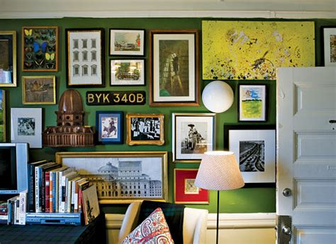 gallery wall designer dishfunctional designs create an eclectic gallery wall