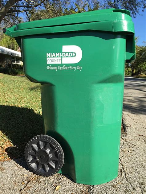 Miami Dade County Number Search Miami Dade County To Raise Trash Up Fee Miamihal Real Estate