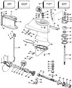 evinrude 48 hp engine diagram evinrude free engine image