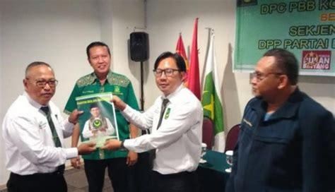 ahok calon sekjen pbb pilkada 2018 pbb kota palembang buka penjaringan calon