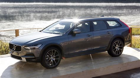 volvo home page 2017 volvo v90 cross country is ready for all roads