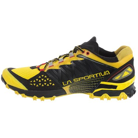 sportiva trail running shoes la sportiva bushido trail running shoes for save 53