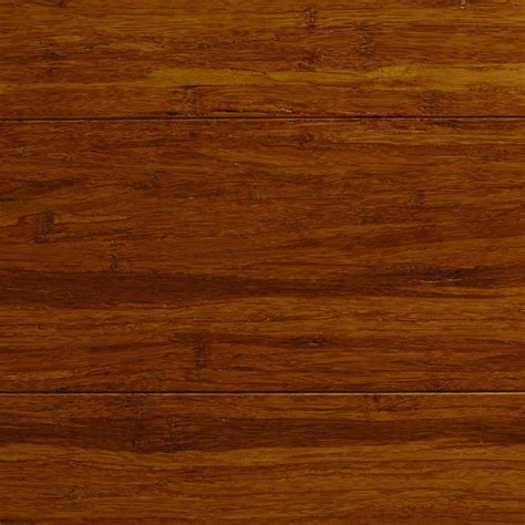 Thickness Of Bamboo Flooring by Home Decorators Collection Horizontal Toast 3 8 In Thick