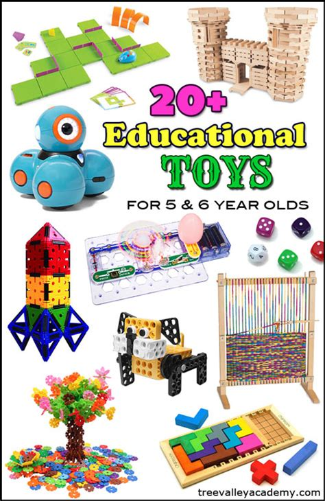 5 year old christmas gifts educational toys for 6 year olds