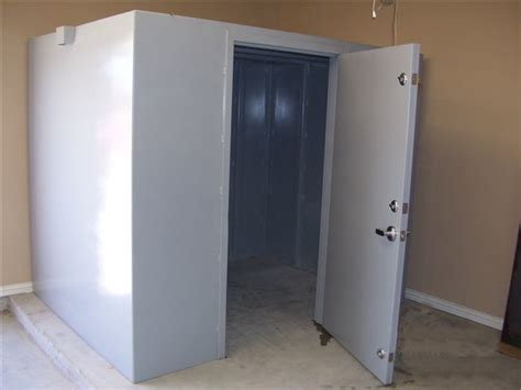 Bullet Proof Safe Room by Safe Rooms Panic Rooms Internachi