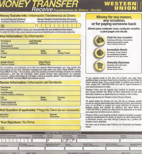 Fill Out Questionnaires For Money - how to wire money hubpages