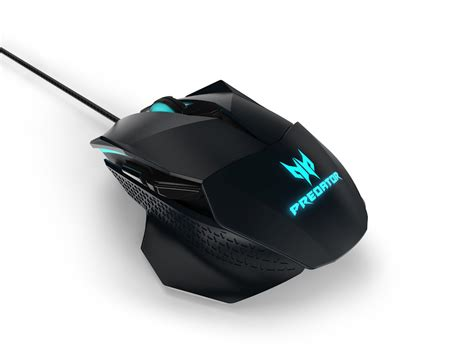 Mouse Laptop Acer acer s new peripherals predator x35 monitor predator galea 500 headset and predator cestus