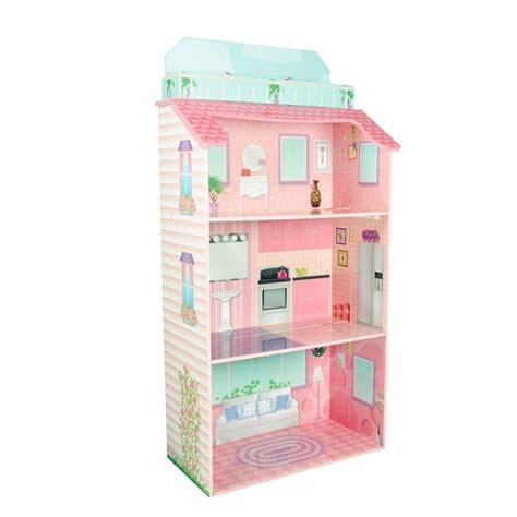 folding doll house teamson kids glamour mansion folding doll house td 11919a