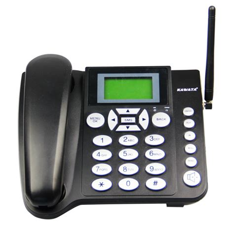 2014 new 3g wcdma landline single sim fix wireless