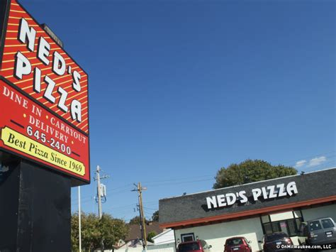 needs pizza onmilwaukee com dining ned s pizza shares recipe for success