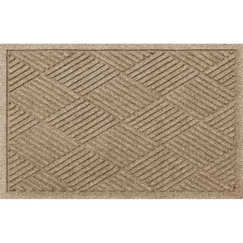 2 x 3 outdoor door mat diamonds in doormats