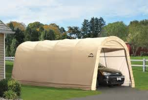 Costco Car Canopy by Garage In A Box Review Portable Car Garage Shelters