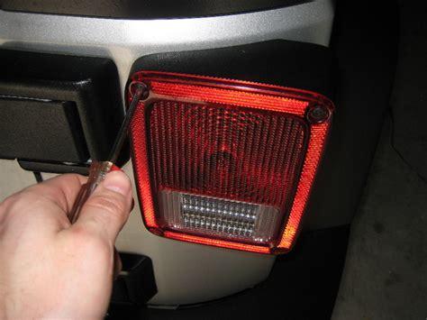Jeep Wrangler Bulb Size Clearance Jeep Wrangler Blacked Out J Style Led