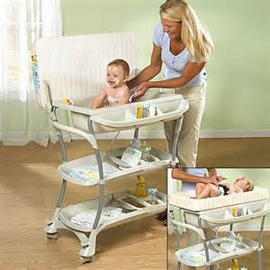 Baby Change And Bath Table Primo Spa Baby Bath Tub And Changing Table Www Buybuybaby