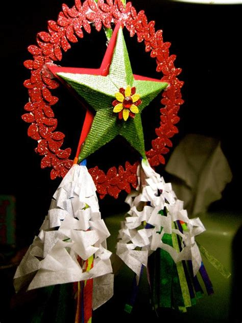 ornament contest from recycled miniature lantern aka parol by anelascreations 35 00 holidays