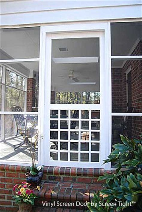 Screen Porch Doors by An Exterior Screen Door Brings The Outside In