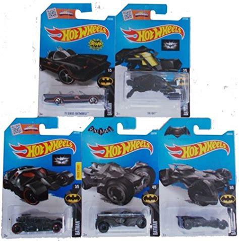 Wheels The Bat Batman Series 2017 Navy Blue 2016 wheels batman 5 car complete set batmobile batman vs superman batmobile tv series