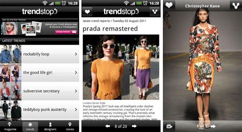 best fashion and style apps for android android authority