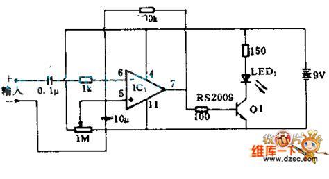 optical integrated circuit schematics voice modulation optical transmitter circuit other circuit electrical equipment circuit