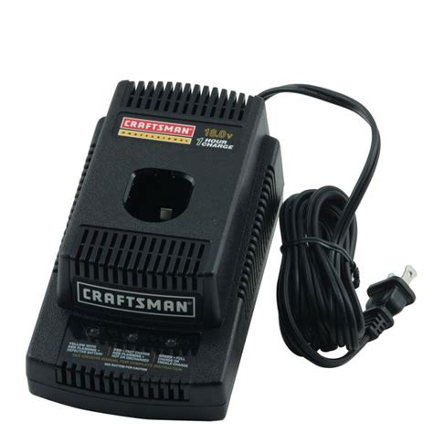craftsman battery charger craftsman professional 11089 18 0 volt replacement