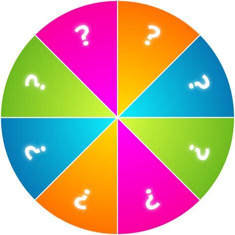 Spiner Random index of spinwheel