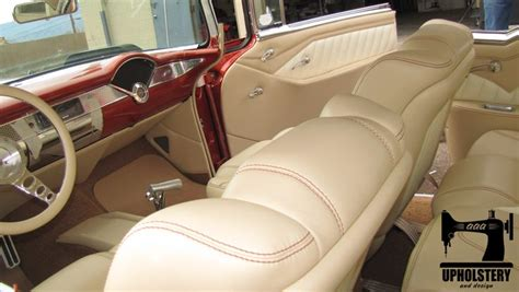 Interior Upholstery by 1955 Chevrolet Bel Air Interior Upholstery Rod