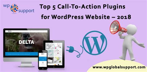 top 5 call to action plugins for wordpress website 2018