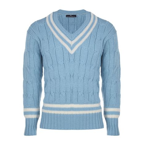 Sweater A blue sweater gray cardigan sweater