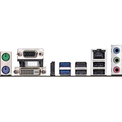 Asrock H110m Hdv Intel Socket 1151 asrock h110m hdv r3 0 intel h110 so 1151 dual channel ddr