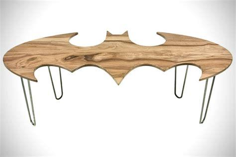 batman bat symbol coffee table crnchy