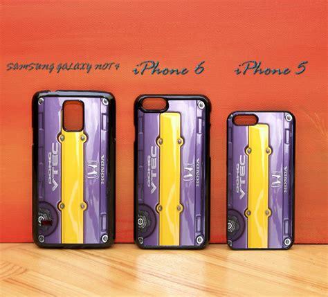 Honda V Tec Dohc Cover Engine Galaxy Note 3 Custom honda dohc vtec engine purple yellow iphone 6 iphone 6 cover iphone 6 accsesories