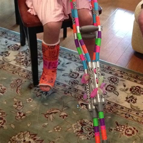 how do you make crutches more comfortable pinterest the world s catalog of ideas