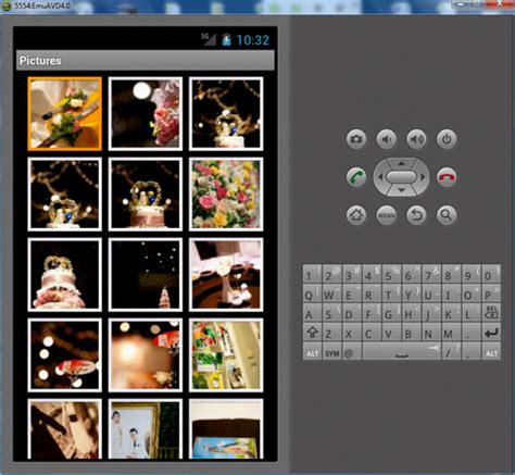 android tutorial image gallery image gallery image gallery android exle