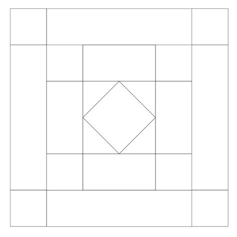 imaginesque quilt block 36 pattern templates