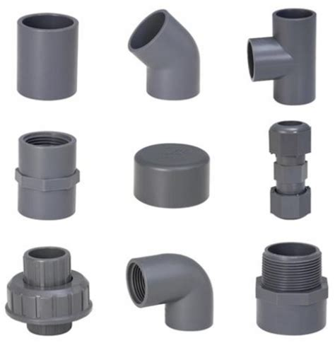 Plumbing Pvc Fittings by Pipe Manufacturers Exporter Supplier Luban Plast Uae