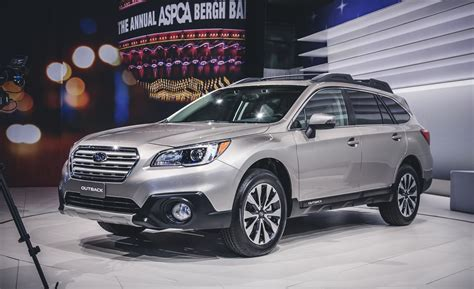 2015 subaru outback limited price car and driver