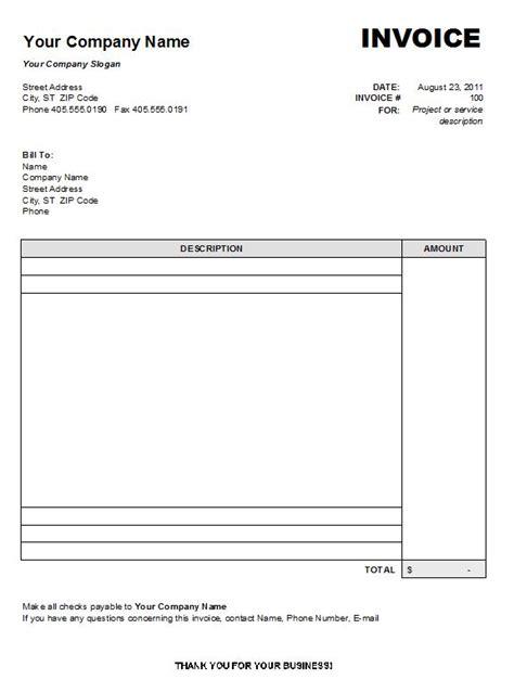dummy invoice template dummy invoice template hardhost info