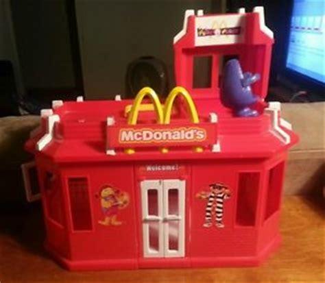 2003 mcdonalds play restaurant kitchen playset ebay