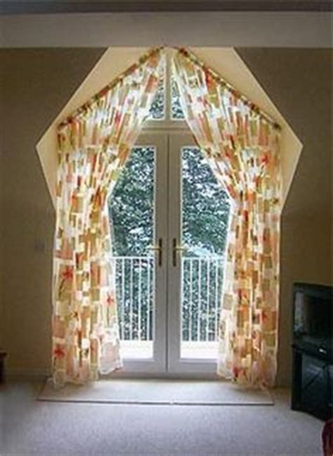 dormer window curtains curtains on pinterest curtains curved sofa and angled