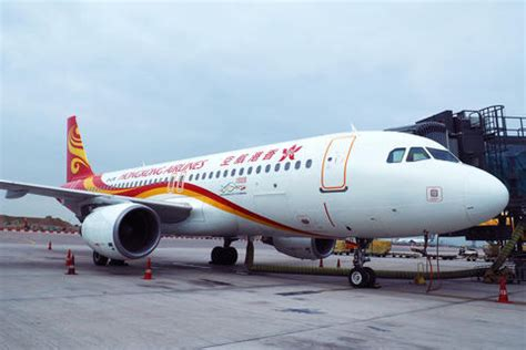 hong kong airlines and hong kong air cargo carrier commences cargo handling at asia airfreight