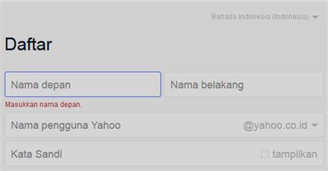 cara membuat gmail kantor cara membuat email yahoo baru lengkap