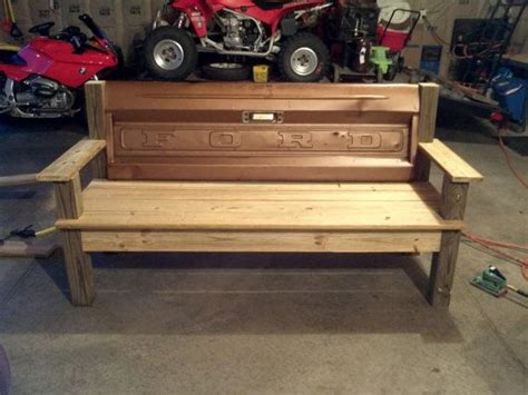 tailgate bench ford tailgate bench