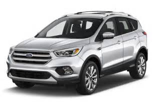Ford Escape 2017 Ford Escape Review Automobile Magazine