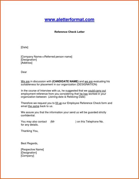 Business Letter Reference Format business reference letter apa exles