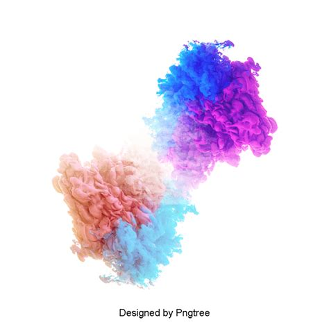 explosion of colors dust color color clipart explosion dust png image and